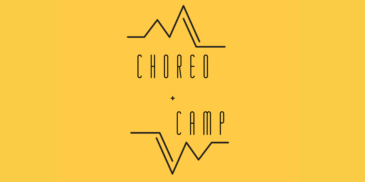 Choreo Camp Header